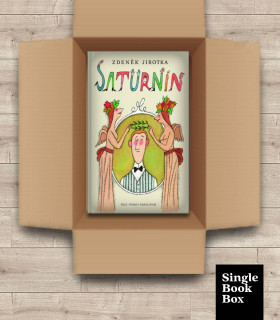 Single Book Box: Saturnin (Zdeněk Jirotka)