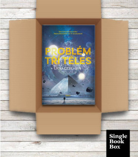 Single Book Box: Problém tří těles (Liou Cch'-sin)