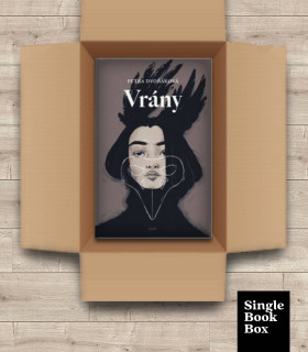 Single Book Box: Vrány (Petra Dvořáková)